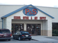 Knoxville Engineering Design - P & S School, Office, and Art Supply